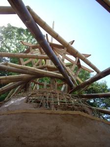 Cob temple